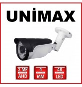 2 MP UNİMAX 1080P İP Guvenlik kamerası