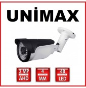 2 MP UNİMAX 1080P İP Guv..