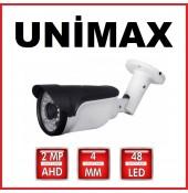 2 MP UNİMAX 1080P İP Guv..